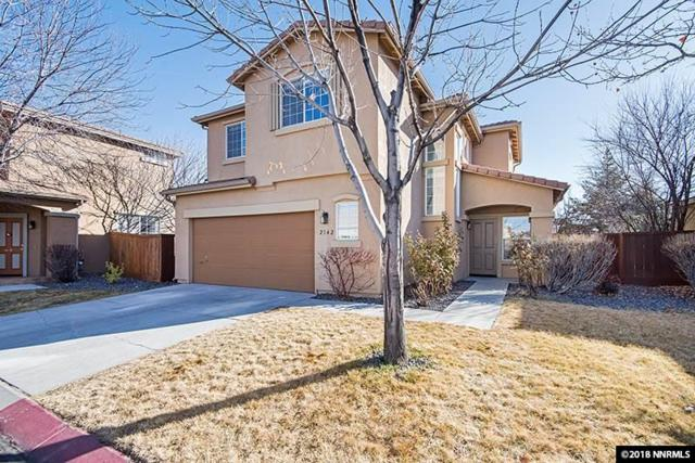 2142 San Remo Dr, Sparks, NV 89434 (MLS #180001500) :: RE/MAX Realty Affiliates