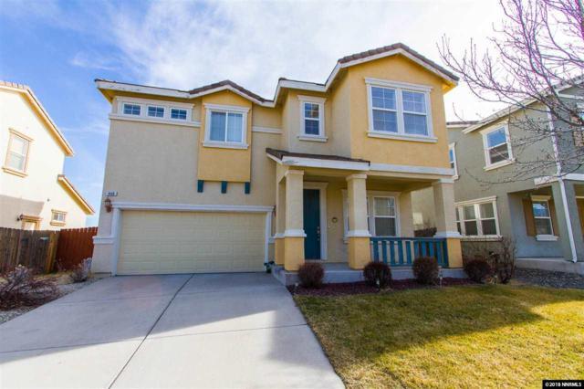 1448 Mount Grant Dr., Reno, NV 89523 (MLS #180001505) :: Mike and Alena Smith | RE/MAX Realty Affiliates Reno