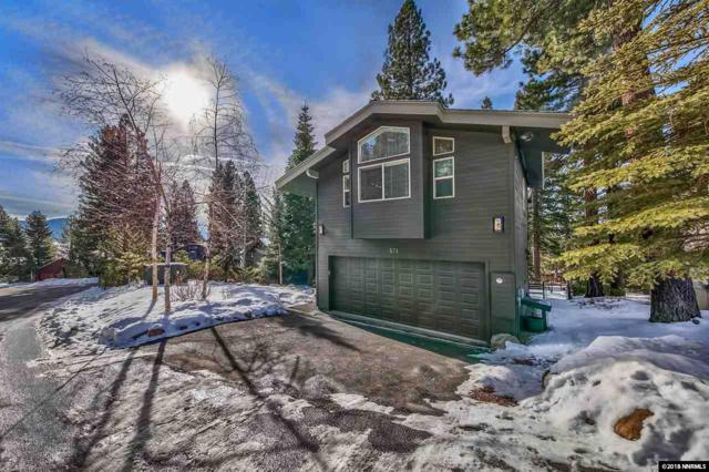 573 Valley Dr, Incline Village, NV 89451 (MLS #180001509) :: Mike and Alena Smith | RE/MAX Realty Affiliates Reno