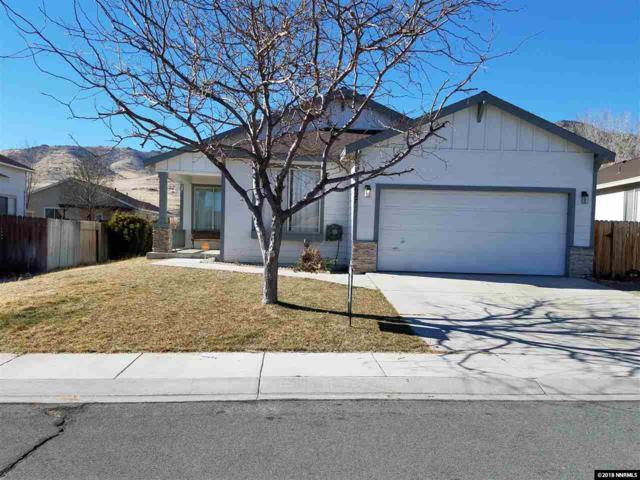 627 Rock Island Dr, Dayton, NV 89403 (MLS #180001551) :: Harcourts NV1