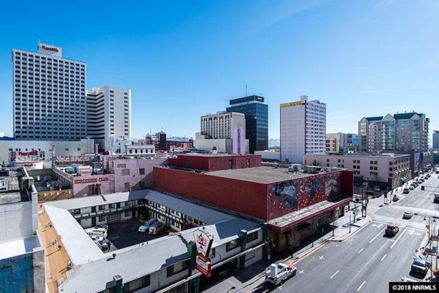 255 N Sierra Street #605 #605, Reno, NV 89501 (MLS #180001580) :: RE/MAX Realty Affiliates