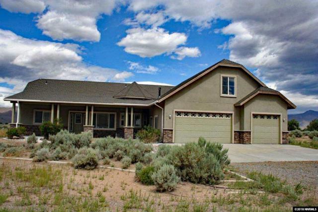 101 Rancho Rd, Dayton, NV 89403 (MLS #180001583) :: Marshall Realty
