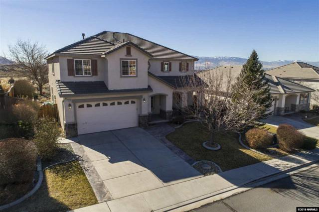 2529 Anqua Drive, Sparks, NV 89434 (MLS #180001584) :: RE/MAX Realty Affiliates