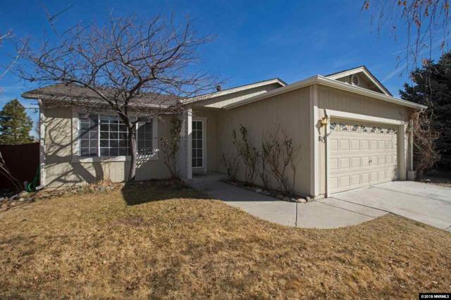 813 Tradewinds Court, Sun Valley, NV 89433 (MLS #180001643) :: RE/MAX Realty Affiliates