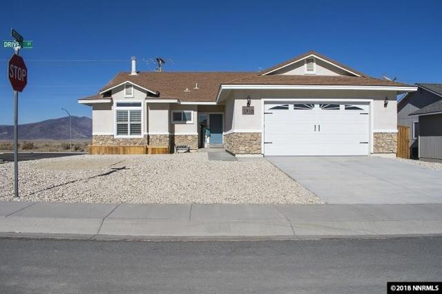 1916 Driver Ct., Fernley, NV 89408 (MLS #180001650) :: Marshall Realty