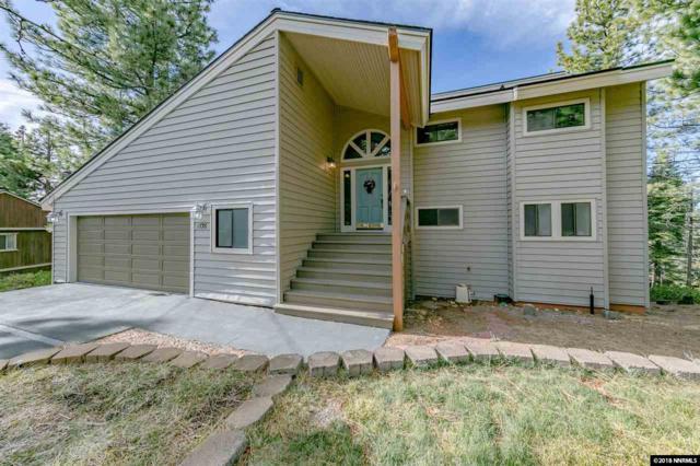 1776 Gentian Circle, South Lake Tahoe, CA 96150 (MLS #180001652) :: Marshall Realty