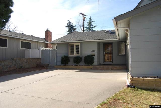 1935 Humboldt Street, Reno, NV 89509 (MLS #180001673) :: RE/MAX Realty Affiliates