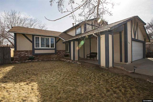 3542 Longridge Drive, Sparks, NV 89434 (MLS #180001683) :: RE/MAX Realty Affiliates