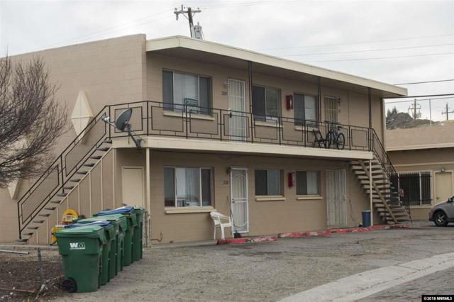 2285 Patton Drive, Reno, NV 89512 (MLS #180001691) :: Joshua Fink Group