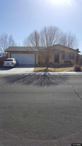 2029 Lonnie, Dayton, NV 89403 (MLS #180001692) :: RE/MAX Realty Affiliates