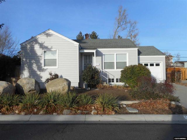 1625 Knox Avenue, Reno, NV 89509 (MLS #180001701) :: RE/MAX Realty Affiliates