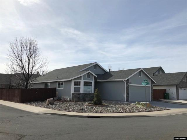 575 Greenbriar Dr, Carson City, NV 89701 (MLS #180001727) :: RE/MAX Realty Affiliates