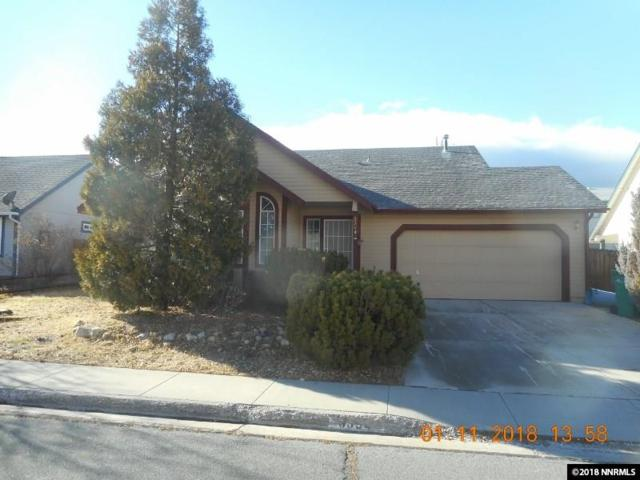 3394 Bonnyview Dr, Carson City, NV 89701 (MLS #180001761) :: RE/MAX Realty Affiliates