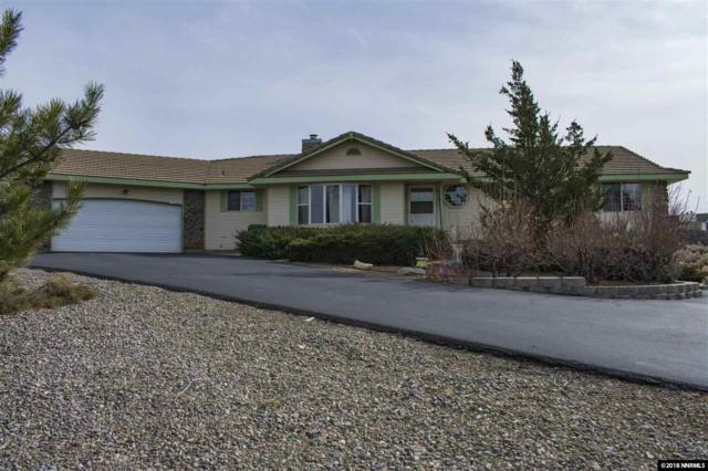 3111 Conte Dr, Carson City, NV 89701 (MLS #180001774) :: The Matt Carter Group | RE/MAX Realty Affiliates