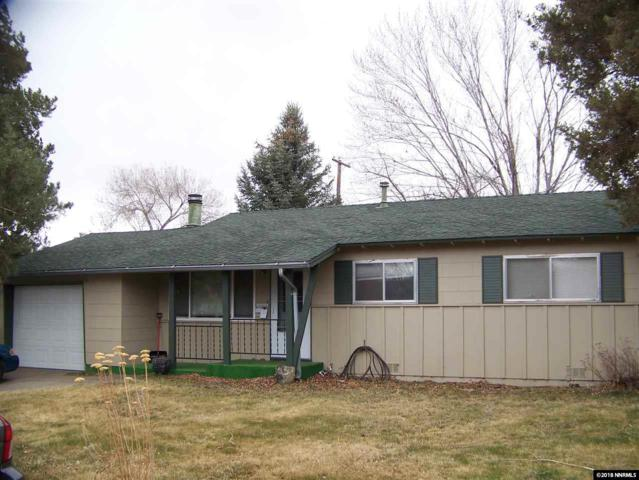 1105 W Fourth St, Carson City, NV 89701 (MLS #180001779) :: RE/MAX Realty Affiliates