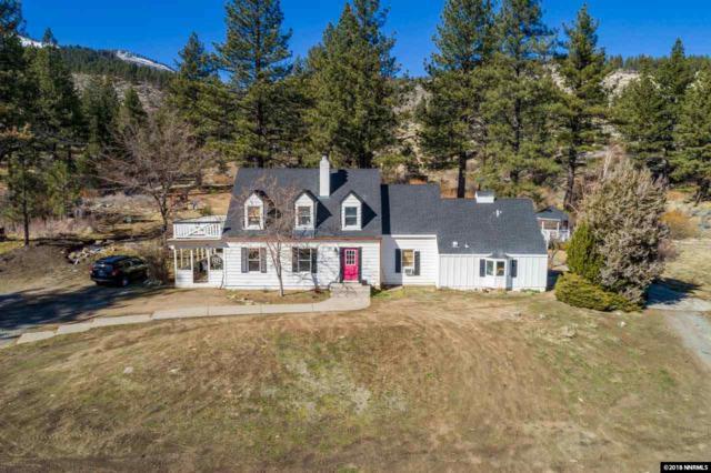 101 Winters Creek Lane, Washoe Valley, NV 89704 (MLS #180001783) :: RE/MAX Realty Affiliates