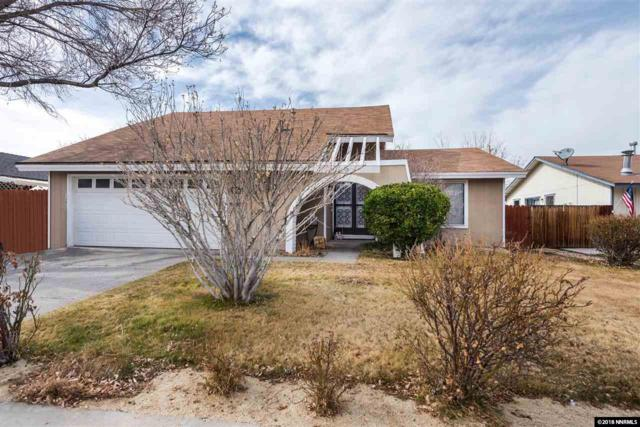 720 Glen Meadow, Sparks, NV 89434 (MLS #180001810) :: RE/MAX Realty Affiliates