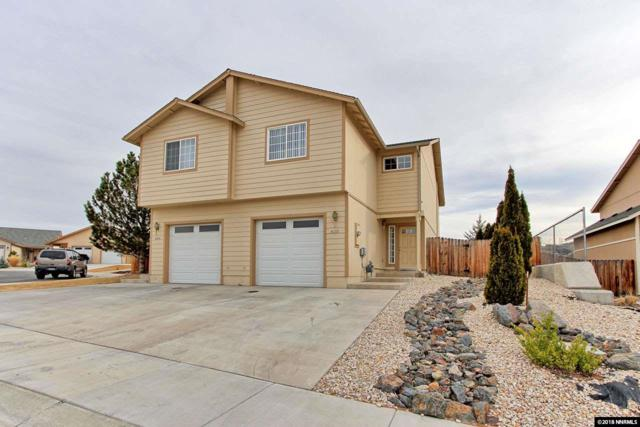 4033 Etta Place, Carson City, NV 89701 (MLS #180001812) :: RE/MAX Realty Affiliates