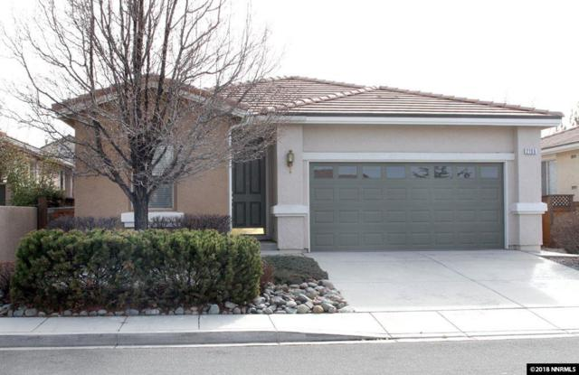 2155 Calabria Drive, Sparks, NV 89434 (MLS #180001817) :: RE/MAX Realty Affiliates