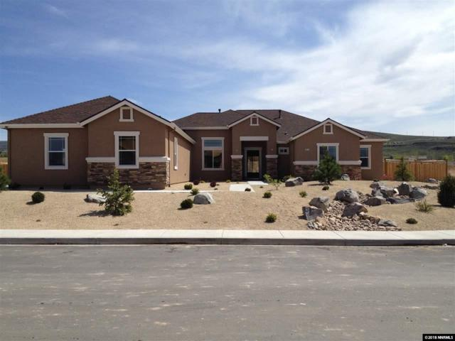 9732 Smoke Wagon Dr, Sparks, NV 89441 (MLS #180001825) :: RE/MAX Realty Affiliates