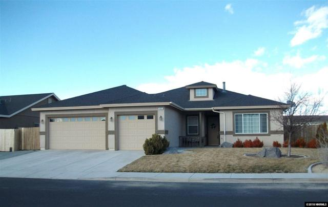425 Rosetta Stone Drive, Sparks, NV 89441 (MLS #180001903) :: The Mike Wood Team