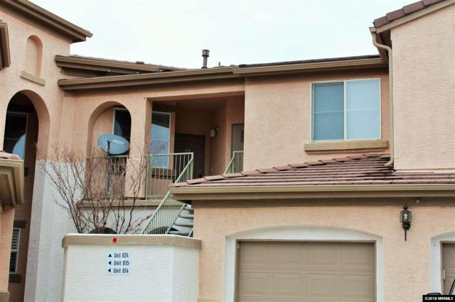 6141 Ingleston Dr #824, Sparks, NV 89436 (MLS #180001918) :: RE/MAX Realty Affiliates