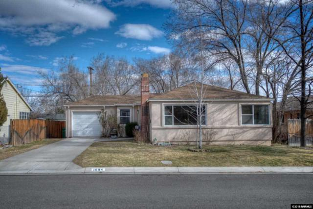 1694 Watt, Reno, NV 89509 (MLS #180001931) :: Mike and Alena Smith | RE/MAX Realty Affiliates Reno
