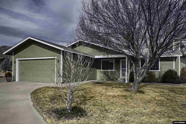 2714 Panamint, Carson City, NV 89706 (MLS #180001938) :: Marshall Realty