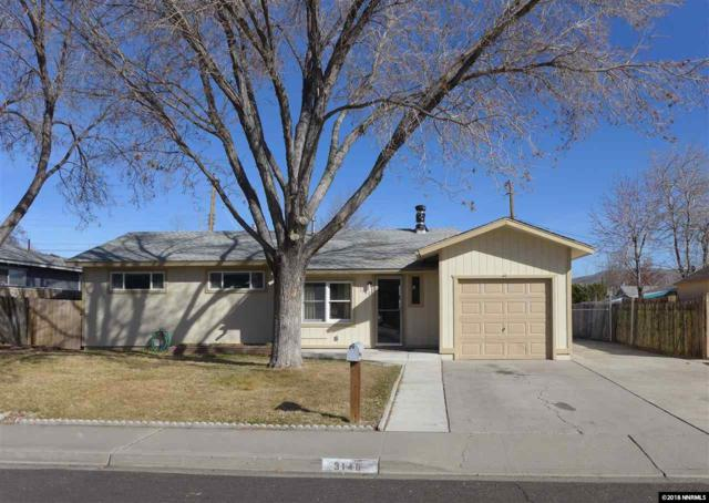 3140 Probasco Way, Sparks, NV 89431 (MLS #180001941) :: RE/MAX Realty Affiliates