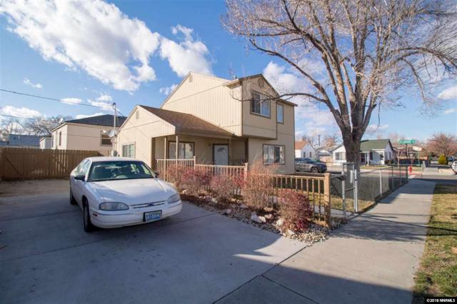 1105 Locust St., Reno, NV 89502 (MLS #180001968) :: Marshall Realty