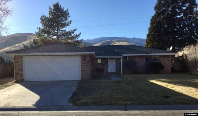 2604 Lewis, Carson City, NV 89701 (MLS #180001969) :: RE/MAX Realty Affiliates