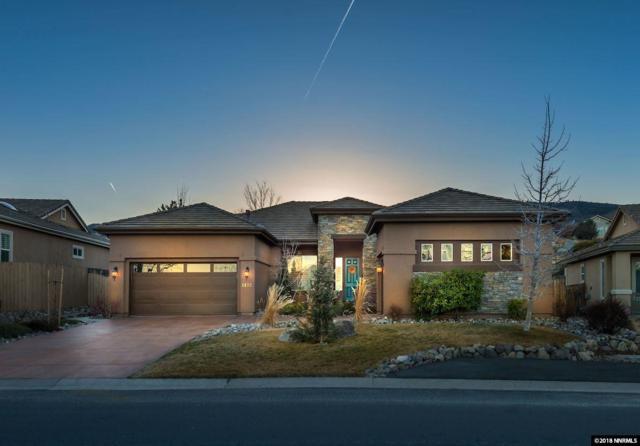 3492 Painted Vista Drive, Reno, NV 89511 (MLS #180001983) :: The Mike Wood Team