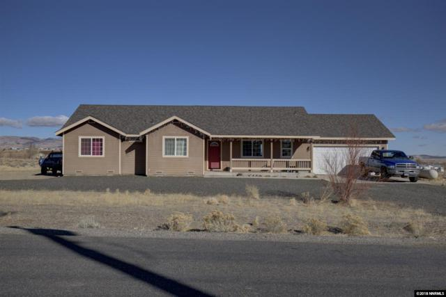 1130 W 9th St, Silver Springs, NV 89429 (MLS #180001993) :: RE/MAX Realty Affiliates