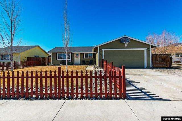 925 Nicole St, Dayton, NV 89403 (MLS #180001996) :: RE/MAX Realty Affiliates
