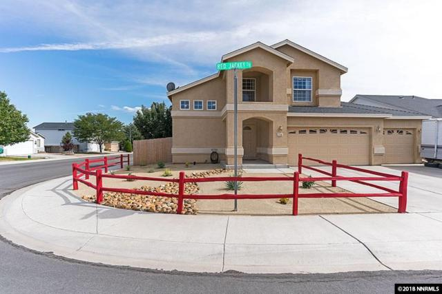 728 Red Jacket Drive, Dayton, NV 89403 (MLS #180001999) :: The Matt Carter Group | RE/MAX Realty Affiliates