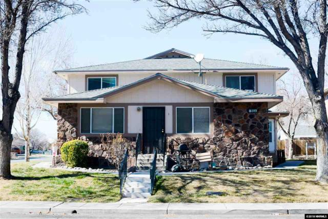 603 Pine Meadows #1, Sparks, NV 89431 (MLS #180002011) :: RE/MAX Realty Affiliates