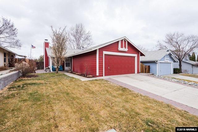 1306 Canyon Creek Road, Reno, NV 89523 (MLS #180002015) :: Mike and Alena Smith | RE/MAX Realty Affiliates Reno