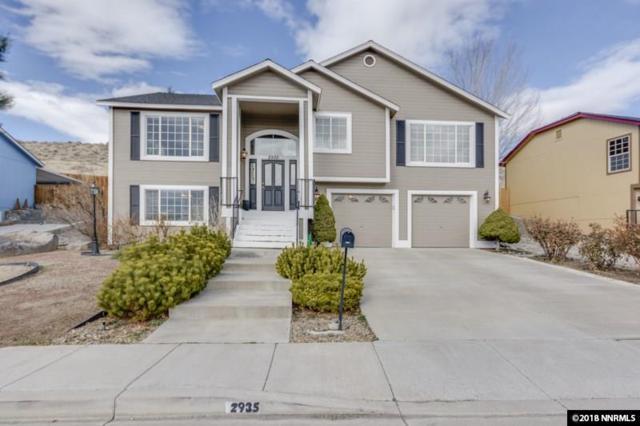 2935 Scottsdale Road, Reno, NV 89512 (MLS #180002026) :: RE/MAX Realty Affiliates