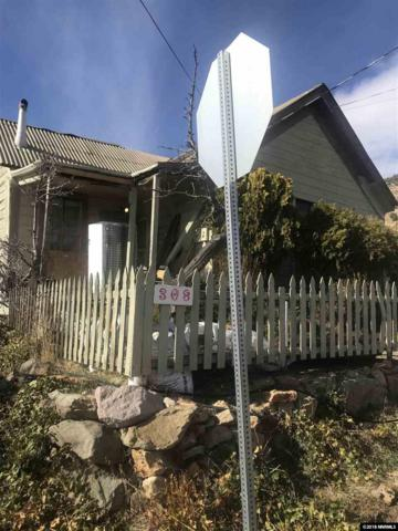 308 N A Street, Virginia City, NV 89440 (MLS #180002059) :: The Matt Carter Group | RE/MAX Realty Affiliates