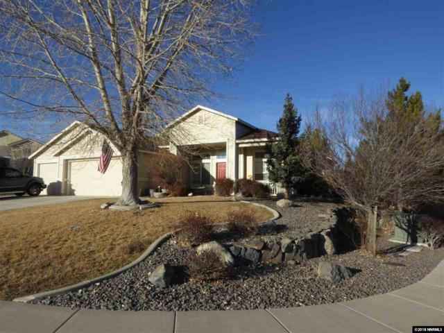 7355 Coyote Springs Ct, Sparks, NV 89436 (MLS #180002064) :: Mike and Alena Smith | RE/MAX Realty Affiliates Reno