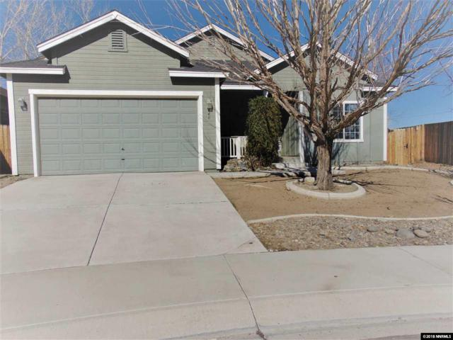 746 Canary, Fernley, NV 89408 (MLS #180002077) :: RE/MAX Realty Affiliates