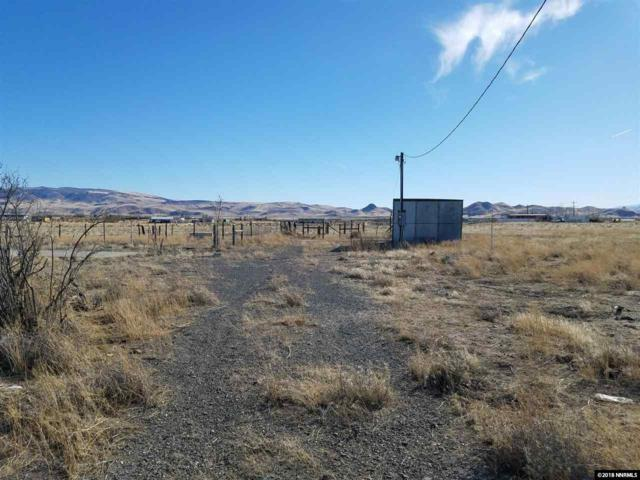 1105 & 1045 E 10th, Silver Springs, NV 89429 (MLS #180002079) :: RE/MAX Realty Affiliates