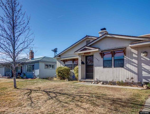 1595 Radcliffe Drive, Reno, NV 89502 (MLS #180002085) :: Marshall Realty