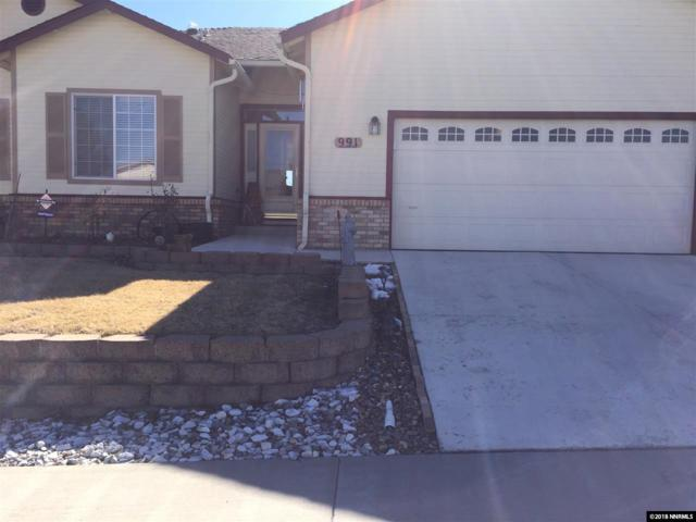 991 Hilltop, Carson City, NV 89705 (MLS #180002096) :: Mike and Alena Smith | RE/MAX Realty Affiliates Reno