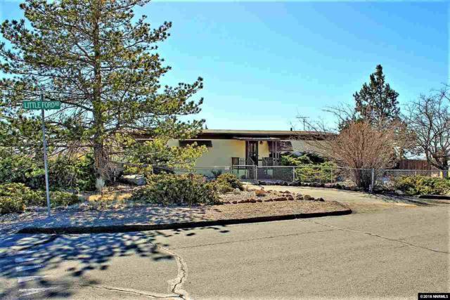 6180 Chimney Road, Sun Valley, NV 89433 (MLS #180002105) :: Marshall Realty