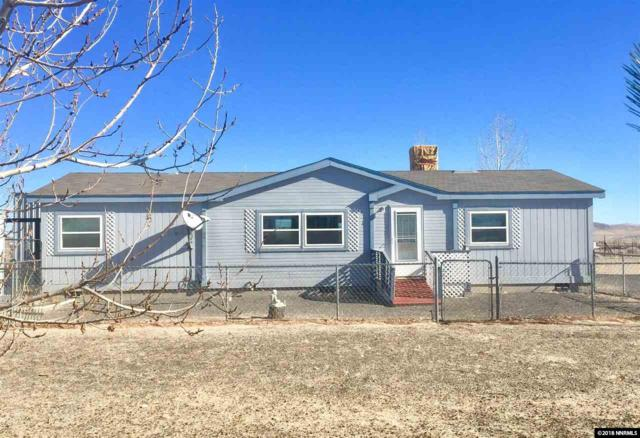 3065 E 4th Street, Silver Springs, NV 89429 (MLS #180002122) :: RE/MAX Realty Affiliates