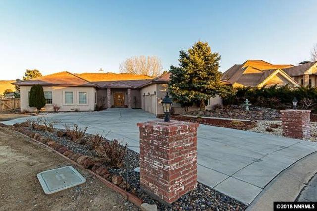 412 Glen Eagles Ct, Dayton, NV 89403 (MLS #180002136) :: Marshall Realty