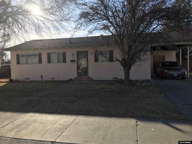 135 N Russell Street, Fallon, NV 89406 (MLS #180002141) :: Marshall Realty