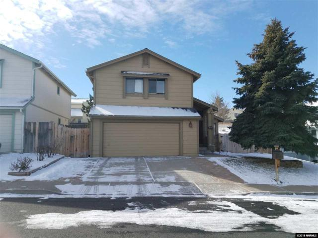 3472 Ridgecrest, Reno, NV 89512 (MLS #180002163) :: RE/MAX Realty Affiliates