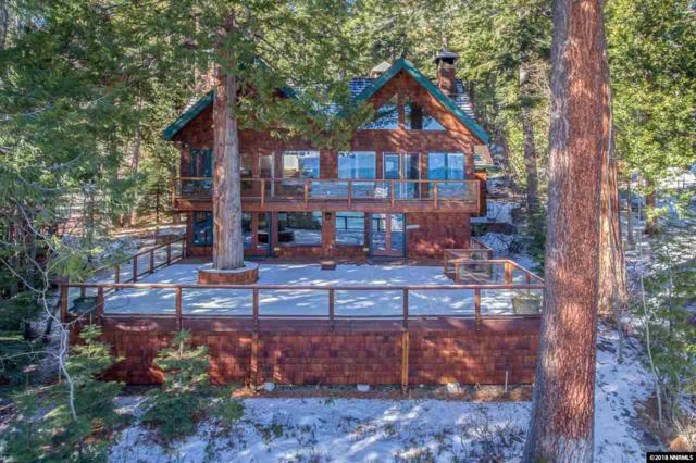 1170 West Lake Blvd, Tahoe City, Ca, CA 96145 (MLS #180002173) :: Marshall Realty